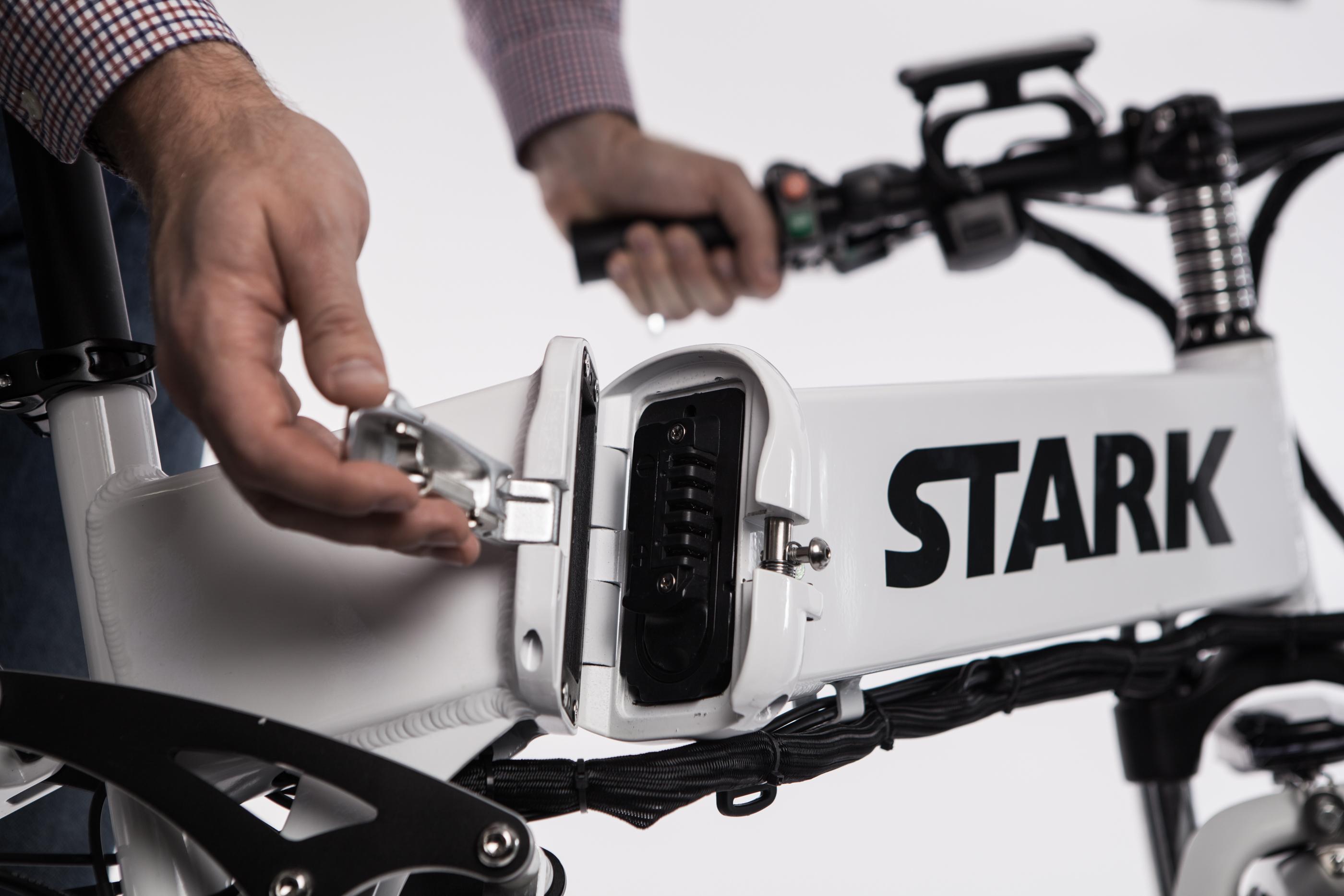 electric bikes stark drive city